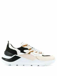 D.A.T.E. Fuga multi-panel sneakers - White