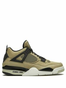 Jordan WMNS Air Jordan 4 sneakers - Brown