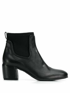 Del Carlo 60mm ankle boots - Black