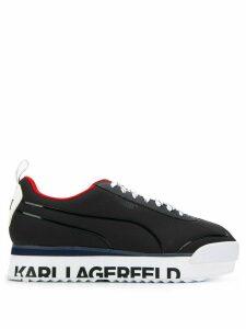 Puma x Karl Lagerfeld Roma Amor trainers - Black