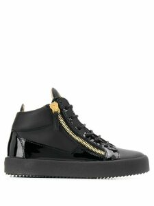 Giuseppe Zanotti Kriss high-top sneakers - Black