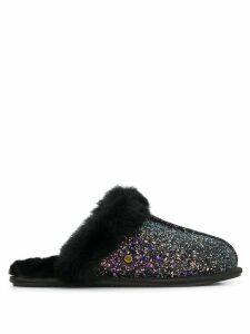 Ugg Australia Scufette II Cosmos slippers - Black