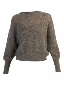Brunello Cucinelli Grey Sweater