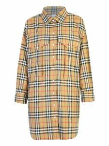 Burberry Oversize Shirt