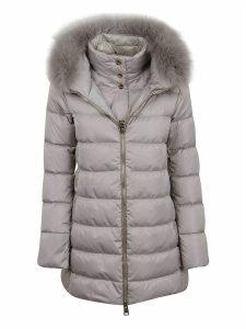Herno Padded Zipped Coat