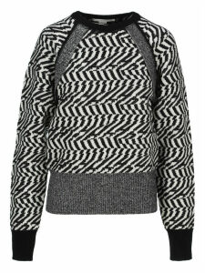 Stella Mccartney Intarsia Sweater