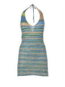 Jacquemus La Robe Tropea Strieped Sweater/maglia Righe