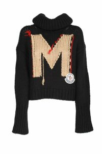 Moncler knitted sweater
