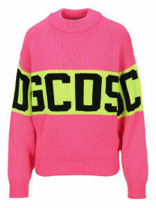 Gcds Knitted Logo Sweater