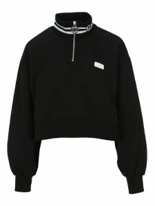 Gcds Cropped Sweatshirt