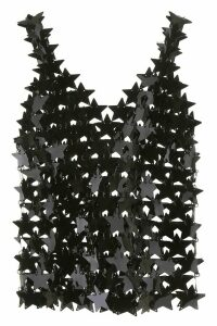 Paco Rabanne Maxi Star Sequins Top