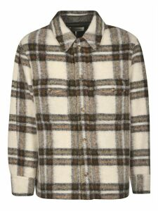 Isabel Marant Checked Shirt