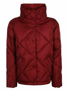 Save the Duck High Neck Quilted Jacket