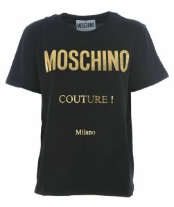 Moschino Short Sleeve T-Shirt