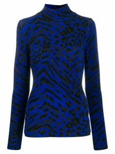 Blumarine Animalier Sweater