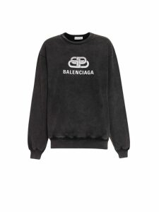 Balenciaga Balenciaga Bb Logo Sweatshirt