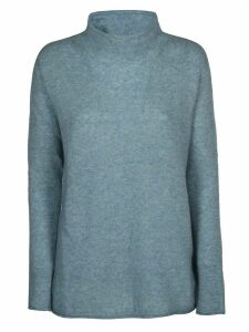 Agnona Ribbed Turtle Neck Jumper