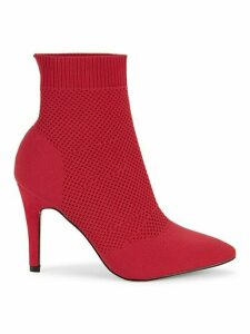 McKinley Perforated Sock Booties