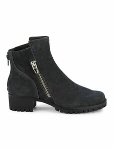 Pelma Suede Combat Boots