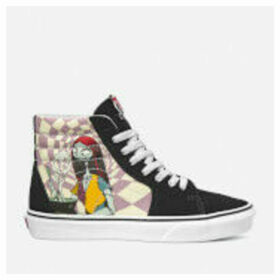 Vans X The Nightmare Before Christmas's Sally's Potion Sk8-Hi Trainers - Black - UK 7