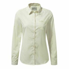 Kiwi Long Sleeved Shirt Sea Salt