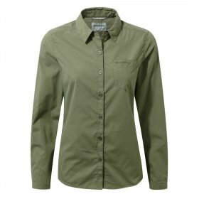 Kiwi Long Sleeved Shirt Soft Moss