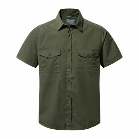 Kiwi Short Sleeved Shirt Cedar