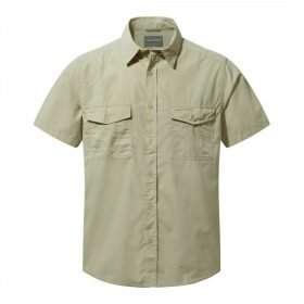 Kiwi Short Sleeved Shirt Oatmeal