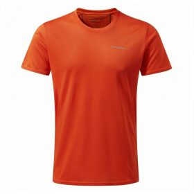NosiLife Active Short Sleeved T-Shirt Spiced Orange