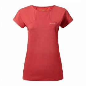 Fusion T-Shirt Fiesta Red