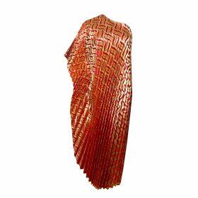Artisan - 18Kt Solid White Gold Topaz Indian Diamond Ring