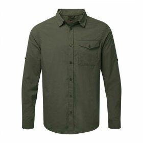 NosiLife Shirt Dark Khaki