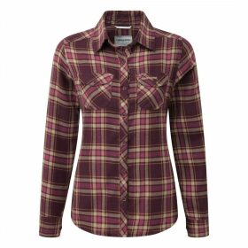 Valemont Shirt Rioja Red
