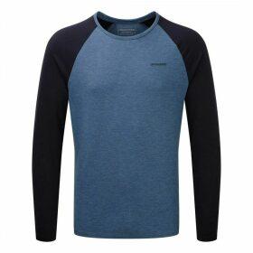 Maple Long Sleeved T-Shirt Dark Navy