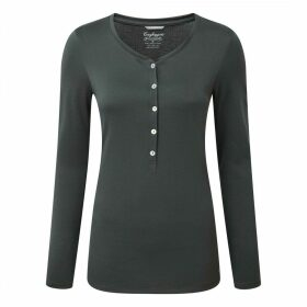 Gracefield Long Sleeved T-Shirt Charcoal