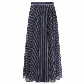 DANEH - Rainbow Maxi Skirt
