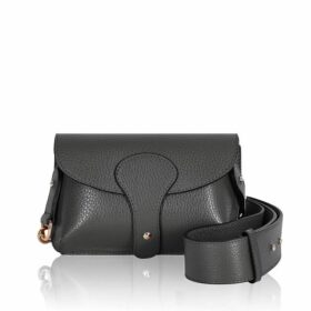 IN. NO - Florence Black Feather Trim Sweater