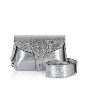 IN. NO - Violet Florence Feather Trim Sweater