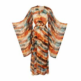 IN. NO - Purple Opera Tulle Layered Sweater