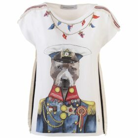 Me & Thee - Champ At The Bit Teal Georgette V Neck Top