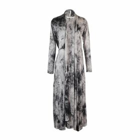 Me & Thee - Cast A Clout Red Wine Georgette V Neck Top