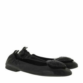 Love Moschino Ballerinas - Scarpa Ballerina Nappa Nero - black - Ballerinas for ladies