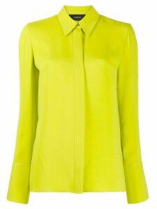 Joseph button-front shirt - Green