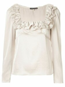 Alexa Chung Hounds of Love blouse - White