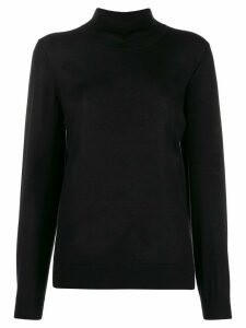 Fabiana Filippi turtle neck knit sweater - Black