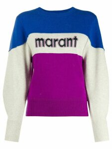 Isabel Marant Étoile Kedy sweatshirt - Blue