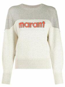 Isabel Marant Étoile Kedy sweatshirt - Grey