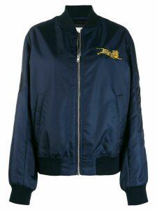 Kenzo Jumper Tiger bomber jacket - Blue