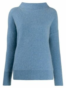 Vince knitted cashmere sweater - Blue