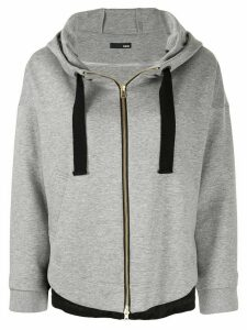 Frei Ea hooded sweatshirt - Grey